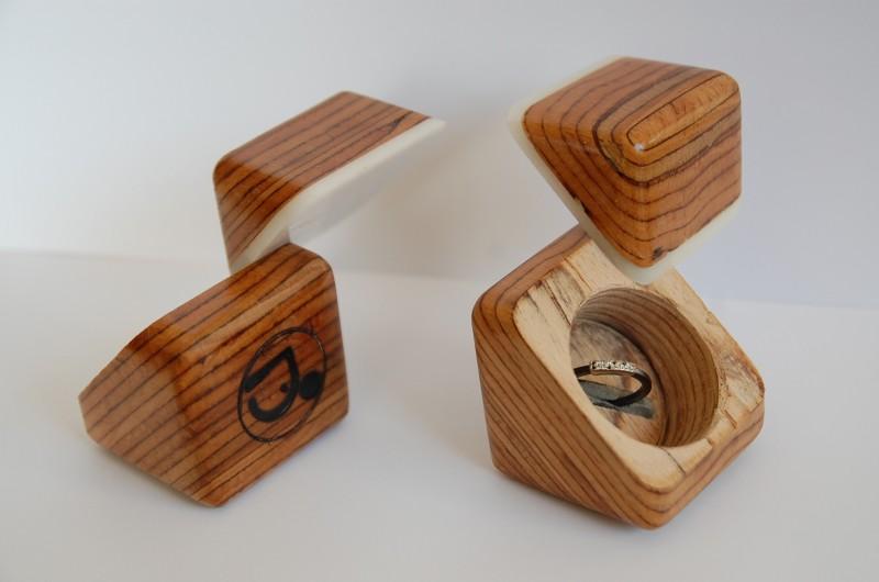 porte alliance sur mesure objet unique fabrication artisanale